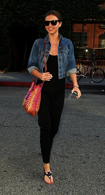 miranda-kerr-levis-denim-jacket