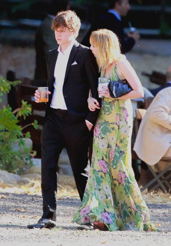 Exclusive... Celebrities Attend The Wedding Of Stylist Emily Current in Santa Barbara